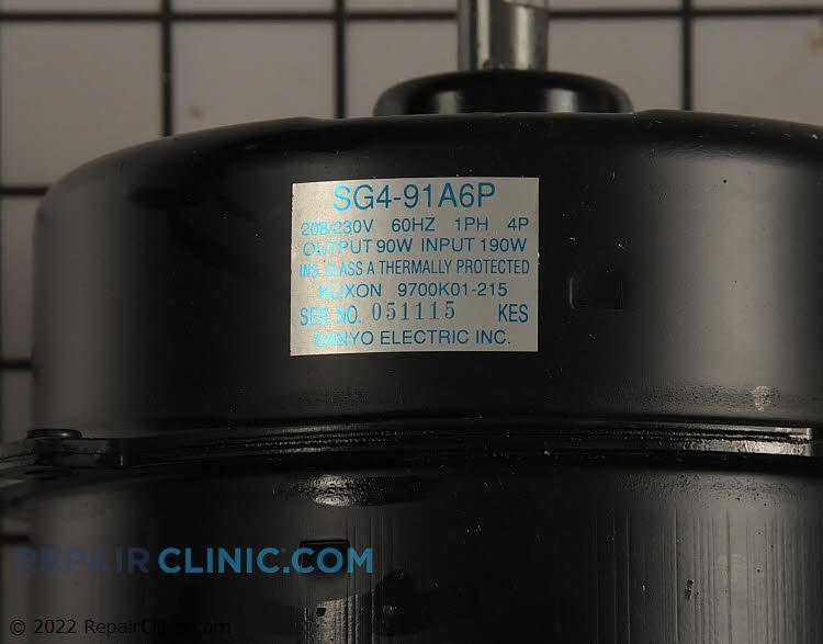 Fan Motor WP94X74         Alternate Product View
