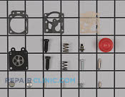 Carburetor Repair Kit - Part # 1987722 Mfg Part # 530069832