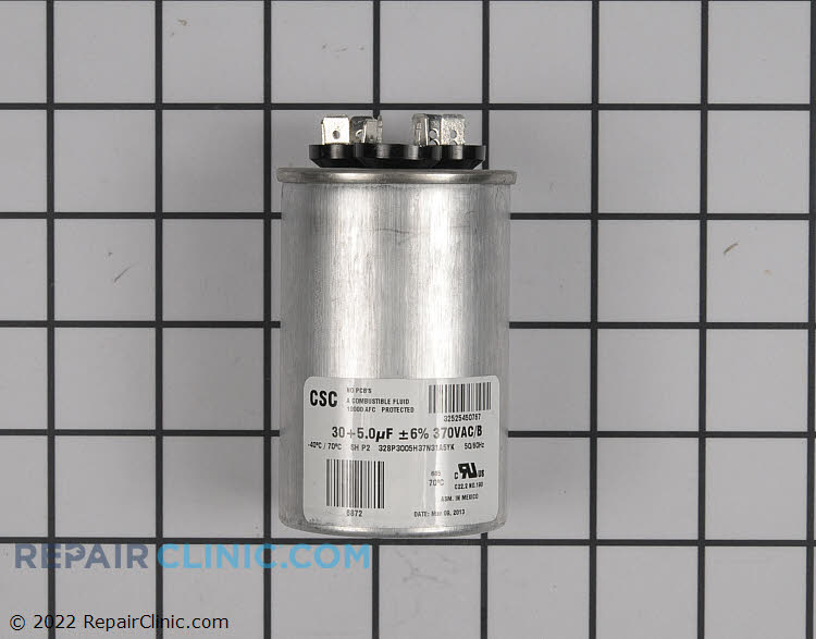 Dual Run Capacitor S1-02424778700 Alternate Product View