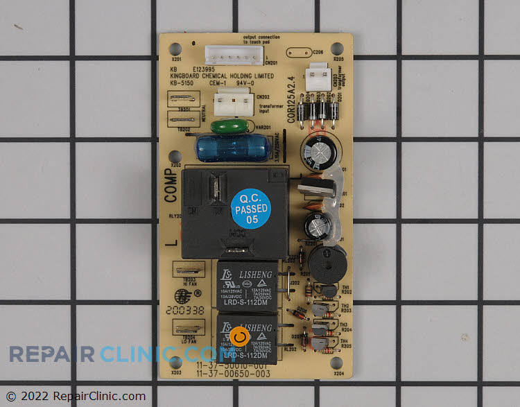 Main Control Board 113750010001 Alternate Product View