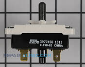 Start Switch - Part # 898073 Mfg Part # WP3977456