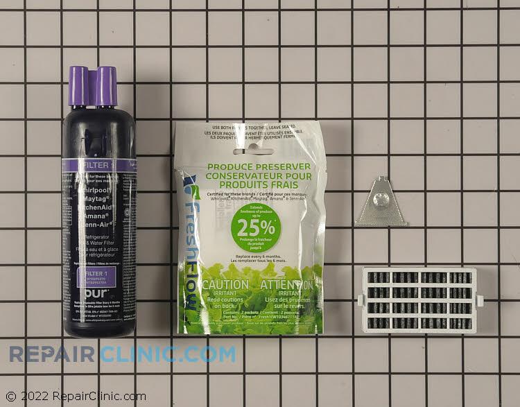 Deodorizer W10365758BL Alternate Product View