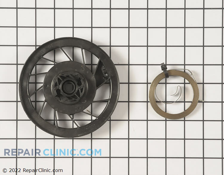 Recoil Starter Pulley 951-11721 Alternate Product View