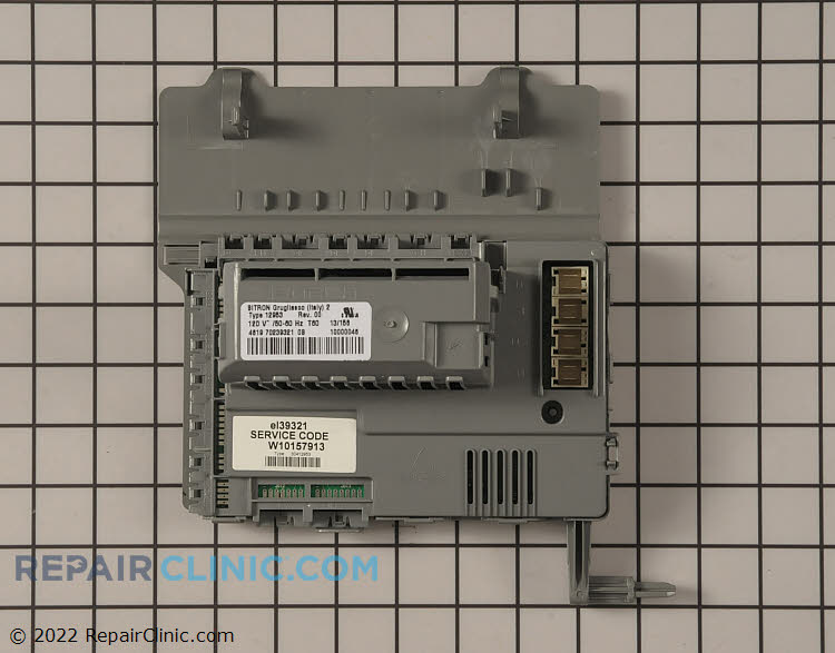Main Control Board WPW10157913 Alternate Product View