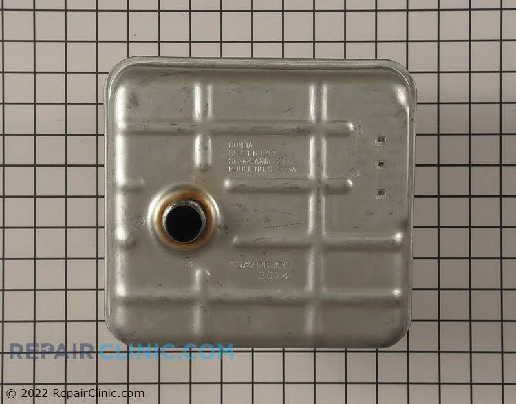 Muffler 18310-ZD1-E32 Alternate Product View