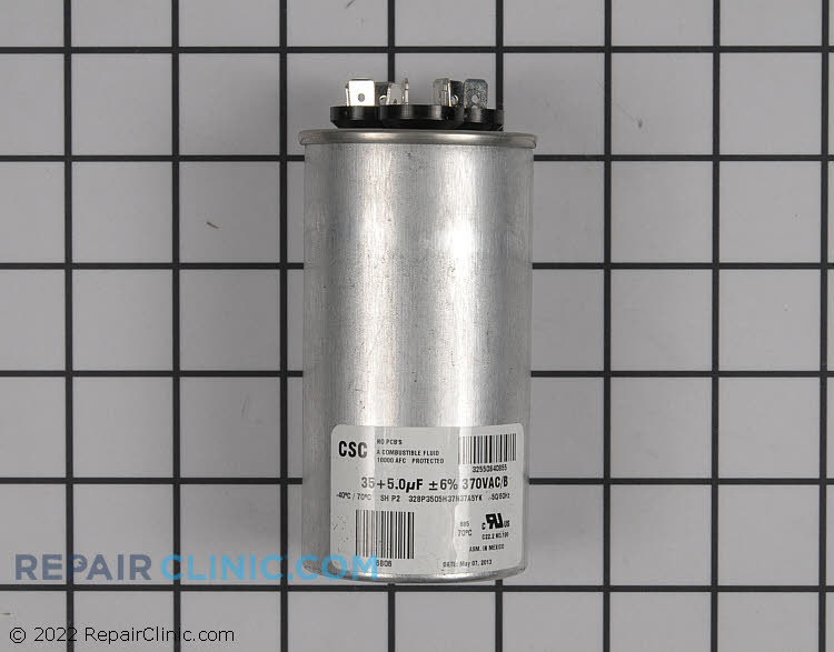 Dual Run Capacitor S1-02423998700 Alternate Product View