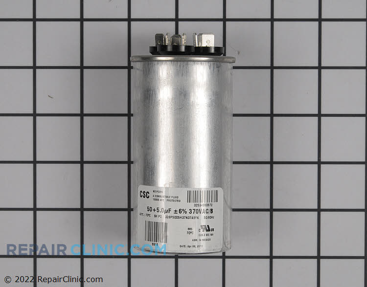 Dual Run Capacitor S1-02425338700 Alternate Product View