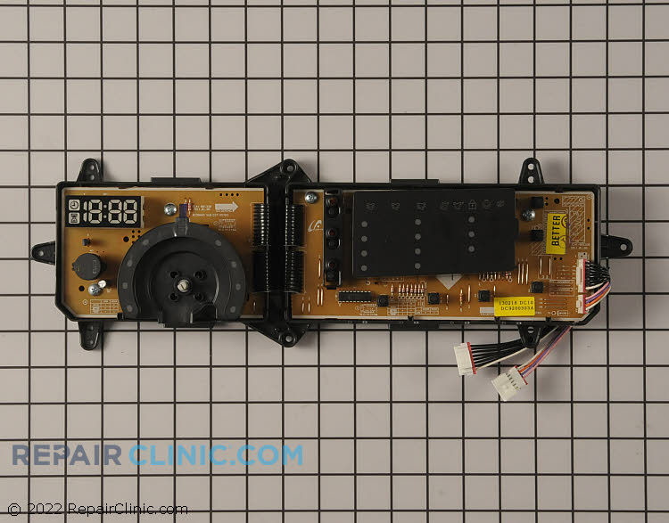 User Control and Display Board DC92-00303A Alternate Product View