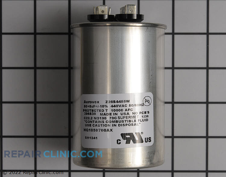 Run Capacitor 1050700 Alternate Product View