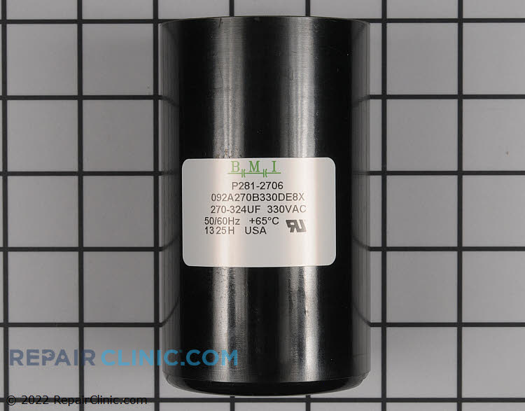 Capacitor P281-2706 Alternate Product View