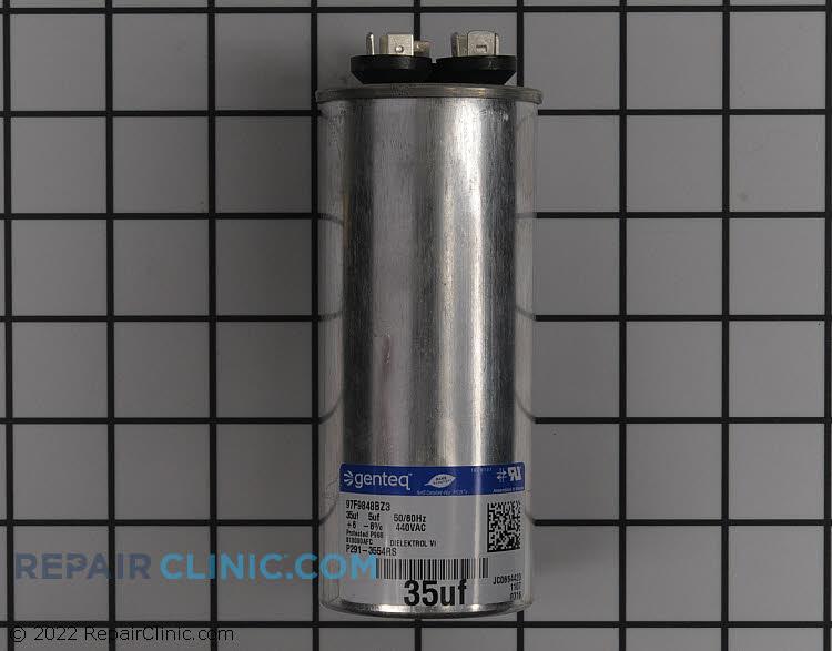Dual, Round, 440 Volts, 35/5 Microfarads