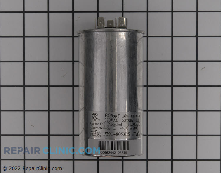 Dual Run Capacitor 1172119 Alternate Product View
