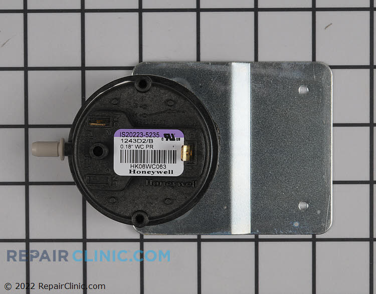 Pressure Switch 1170911 Alternate Product View