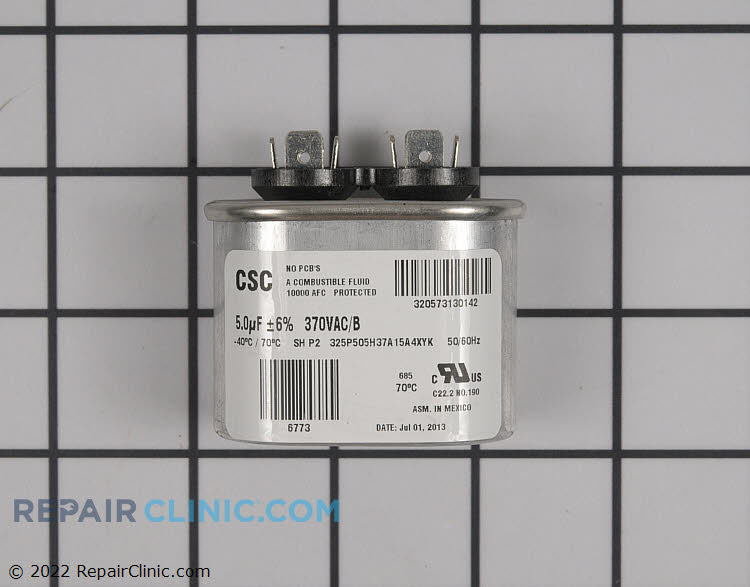 Run Capacitor S1-02420043700 Alternate Product View