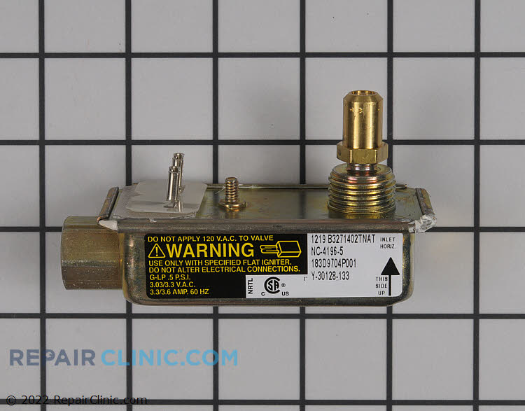 Safety Valve WB19K10020      Alternate Product View