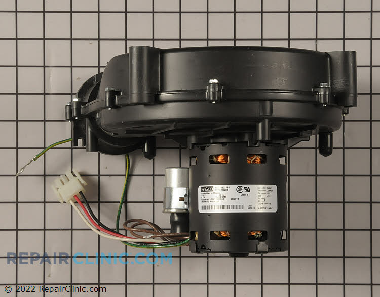 Draft Inducer Motor S1-37320717002 Alternate Product View