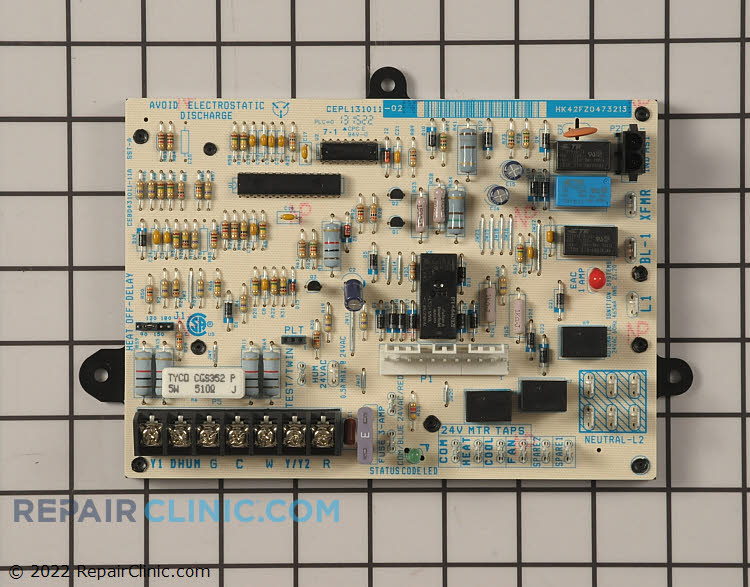 Control Board 1184412 Alternate Product View