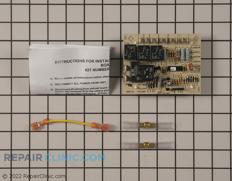 Defrost Control Board 34332100 Alternate Product View