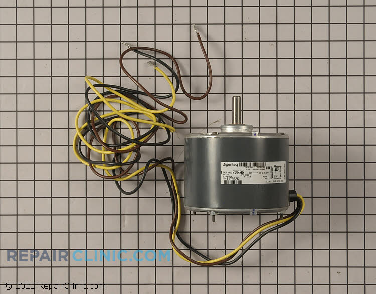 Condenser Fan Motor 1178026 Alternate Product View