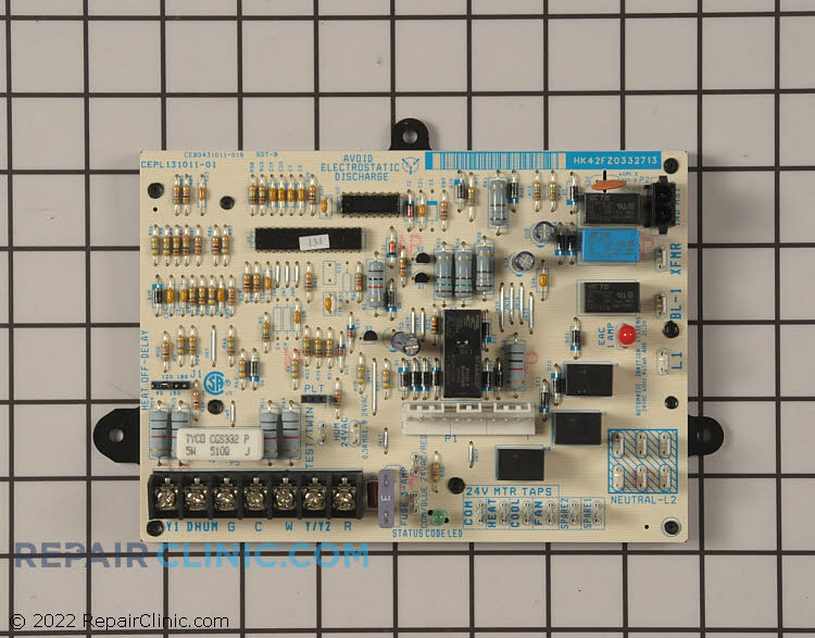 Control Board 1183386 Alternate Product View