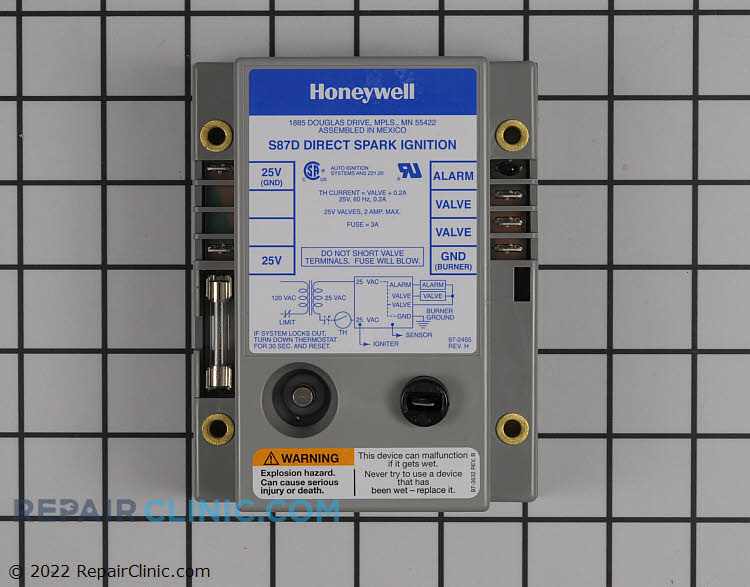 Control Module 1147669 Alternate Product View