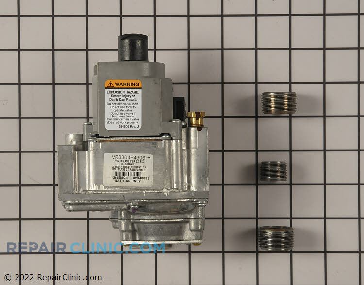 Gas Valve Assembly 1149021 Alternate Product View
