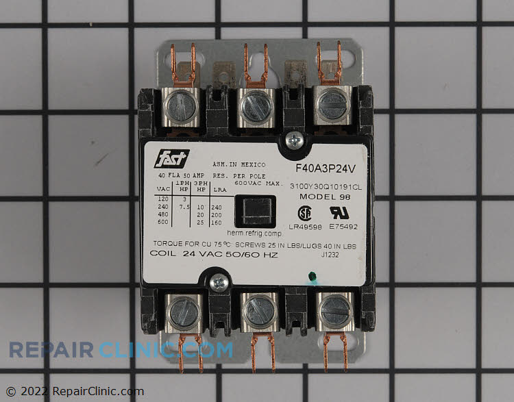 Contactor 1149659 Alternate Product View