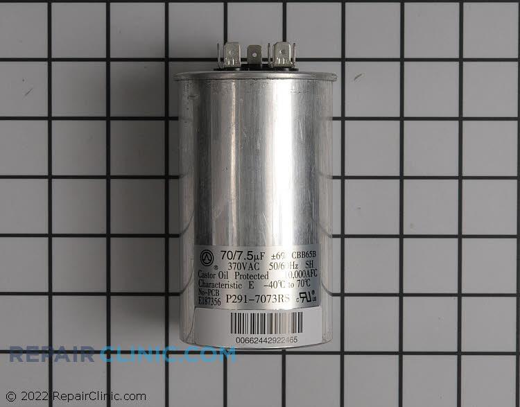 Dual Run Capacitor 1172295 Repairclinic Com