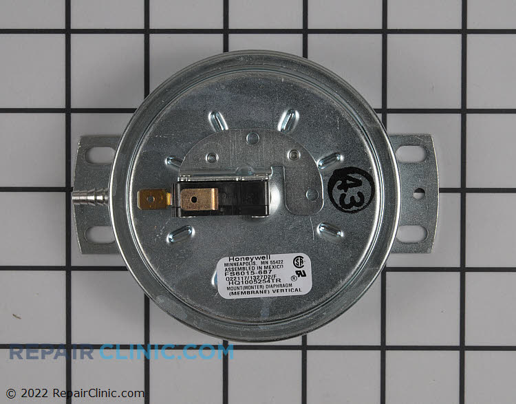 Pressure Switch 1005254 Alternate Product View