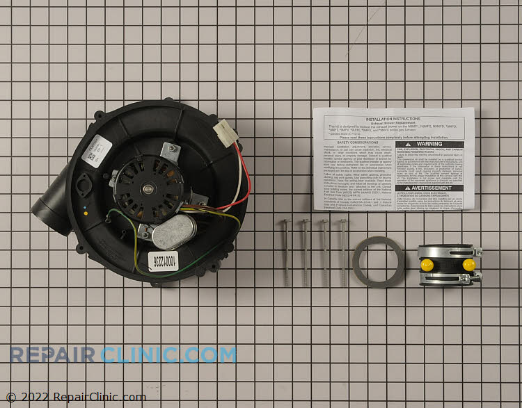 Draft Inducer Motor 1177468 Alternate Product View