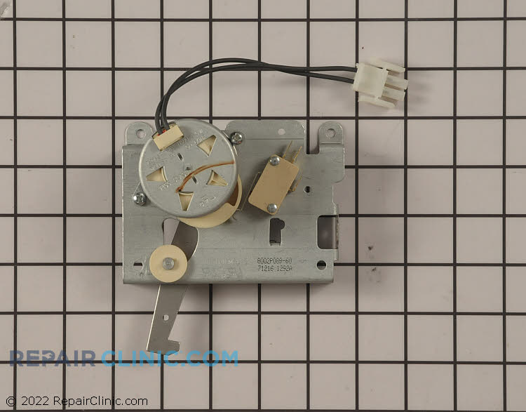Door Lock Motor and Switch Assembly 74010819        Alternate Product View