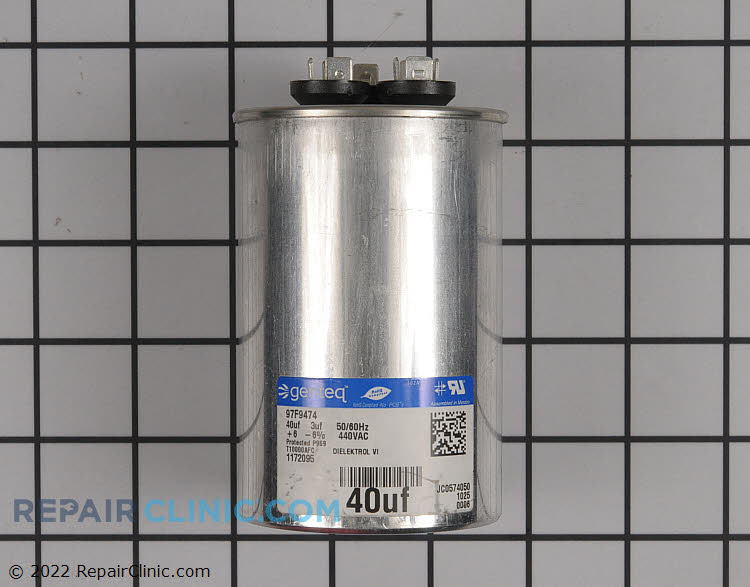 Dual Run Capacitor 1172095 Alternate Product View