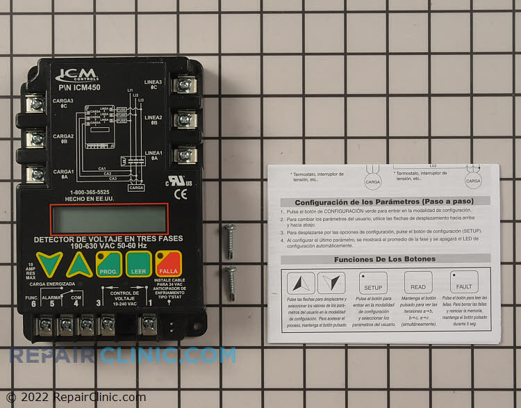 Control Module ICM450 Alternate Product View