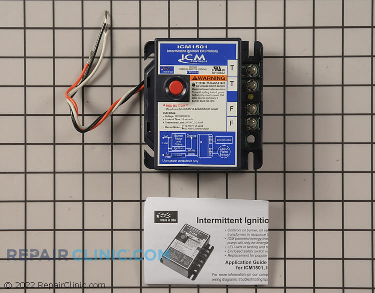 Ignition Module ICM1501 Alternate Product View