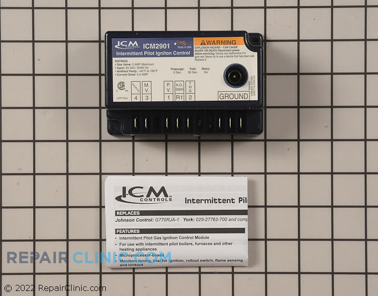 Ignition Module ICM2901 Alternate Product View