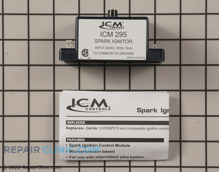 Ignition Module ICM295 Alternate Product View