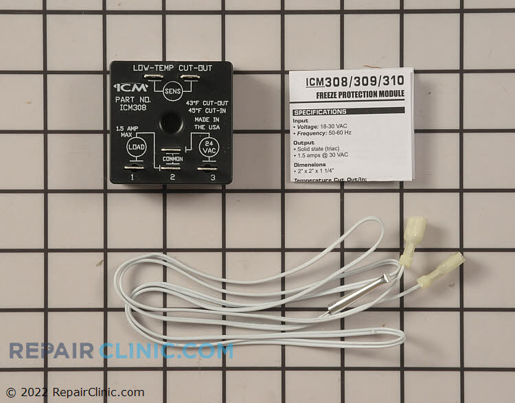 Temperature Sensor ICM308 Alternate Product View