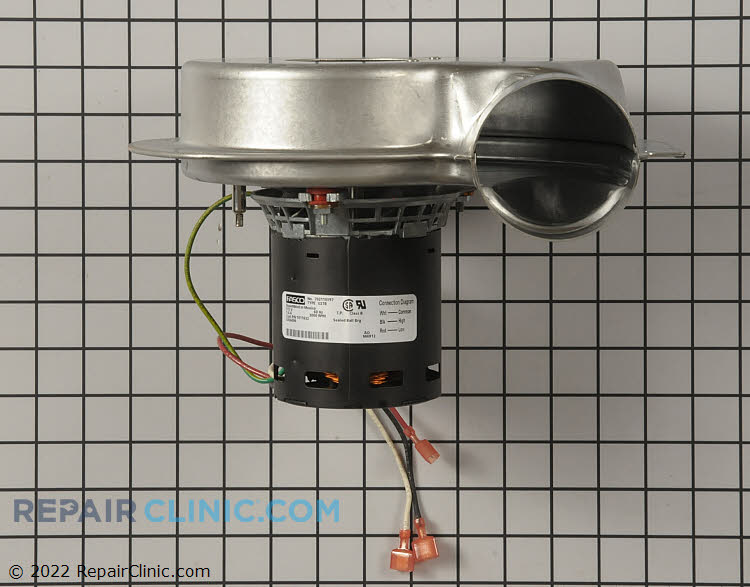 Blower Motor 1011632 Alternate Product View