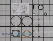 Carburetor Repair Kit - Part # 1567909 Mfg Part # 498260