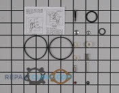 Carburetor Repair Kit - Part # 1567909 Mfg Part # 498260