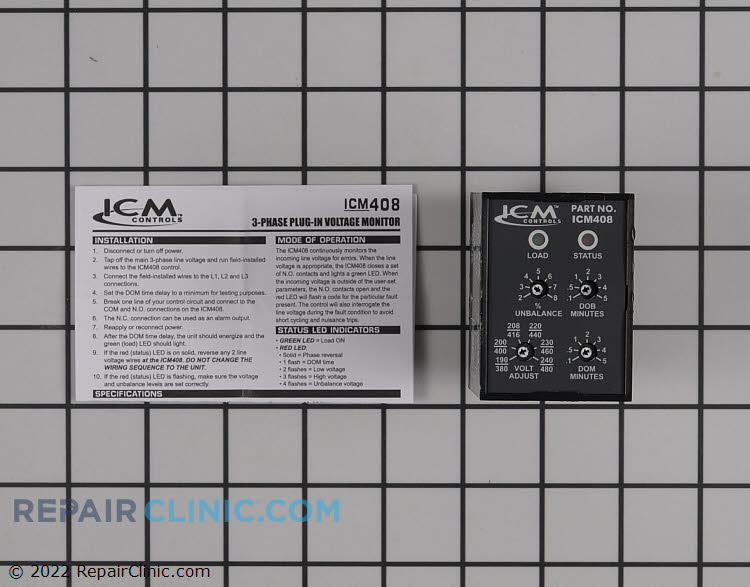 Control Module ICM408 Alternate Product View