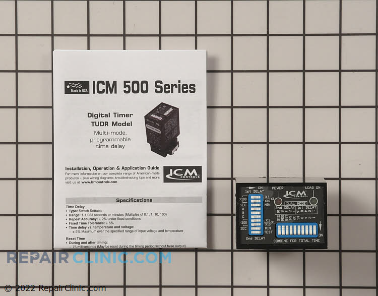 Control Module ICM500 Alternate Product View