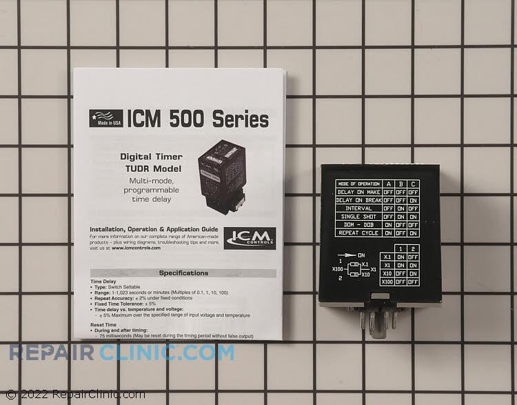 Control Module ICM501 Alternate Product View