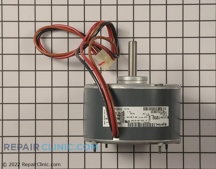 Air Conditioner Condenser Fan Motor 15 Hp