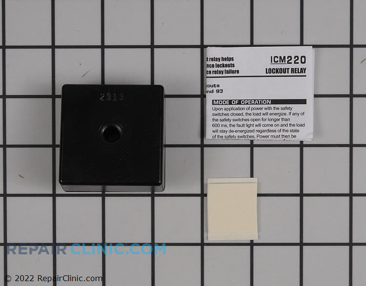 Relay ICM220 Alternate Product View