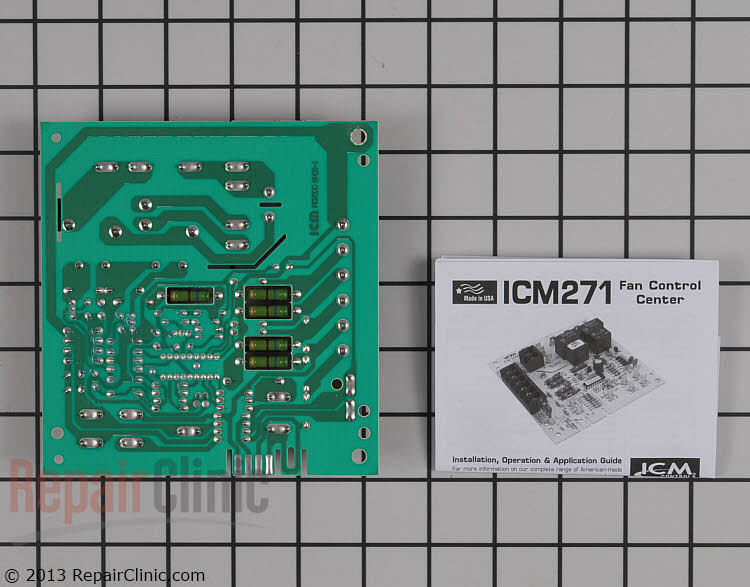 Motor Control Board ICM271C Alternate Product View