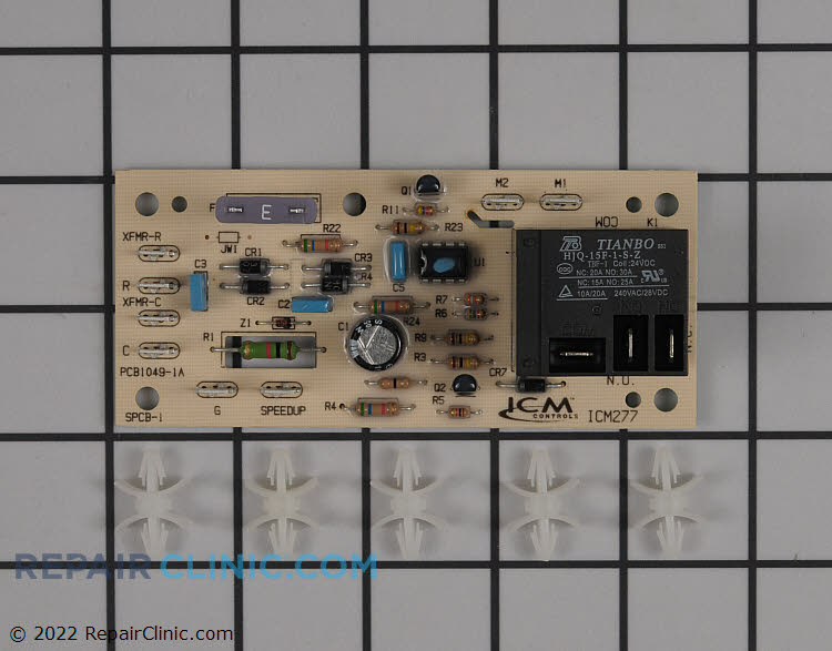 Motor Control Board ICM277 Alternate Product View