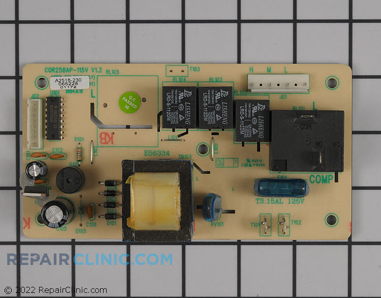 Control Board A2516-230       Alternate Product View