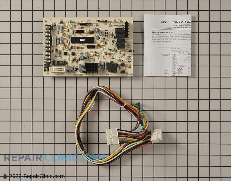 Control Board S1-33102977000 Alternate Product View