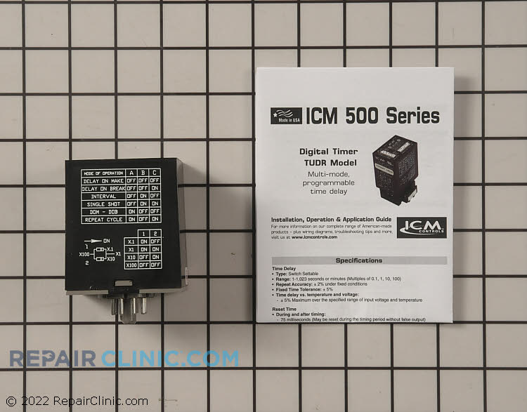 Timer ICM503 Alternate Product View